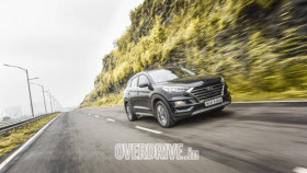 2020 Hyundai Tuscon facelift road test review