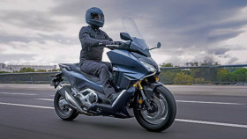 2021 Honda Forza 750 scooter unveiled, details on design, features and specifications
