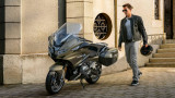 Radar cruise control equipped BMW R 1250 RT unveiled