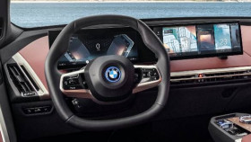 BMW showcases next-gen iDrive infotainment on its 20th year anniversary