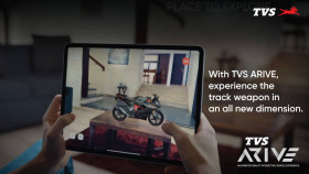 TVS Motor Company launches new augmented reality based smartphone application