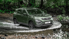 Tata Harrier Camo Edition launched in India, prices start from Rs 16.50 lakh