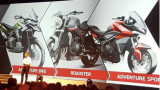 Triumph Tiger 850 Sport and an entry-level Tiger in works
