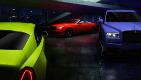 Rolls-Royce Dawn, Wraith and Cullinan Black Badge cars get Neon Nights variants, limited to three each