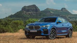 2020 BMW X6 road test review