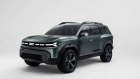 Dacia Bigster Concept SUV unveiled, previews new range-topping SUV