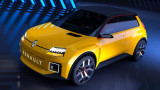 Iconic Renault 5 reborn as an EV, symbolises company's new direction