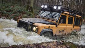 Land Rover revives original Defender in Works V8 Trophy guise