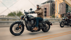 All-new Indian Chief revealed, will be available in Dark Horse, Bobber Dark Horse and Super Chief Limited trims