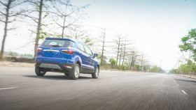 2021 Ford Ecosport SE road test review
