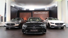 Mercedes-Benz India Q1 sales up 34 per cent from last year