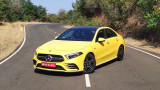 2021 Mercedes-AMG A 35 4Matic sedan road test review - compact, fun and accessible AMG!