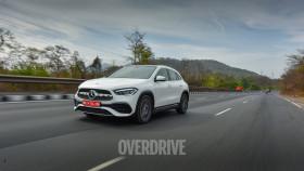 2021 Mercedes-Benz GLA 220d road test review