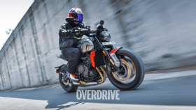 2021 Triumph Trident 660 first ride review