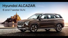 2021 Hyundai Alcazar unveiled, engine details revealed