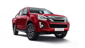 2021 Isuzu D-Max V-Cross, Hi-Lander, MU-X BS6 launched in India, prices start from Rs 16.98 lakh