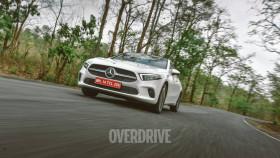 2021 Mercedes-Benz A 200d road test review