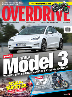 OVERDRIVE - May 2021