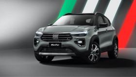 Fiat Progetto 363 compact SUV unveiled in Brazil