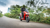 2021 Aprilia SXR 125 first ride review