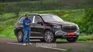 Mercedes-Maybach GLS 600 road test review