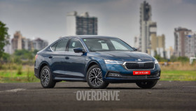 2021 Skoda Octavia L&K 2.0 TSI road test review