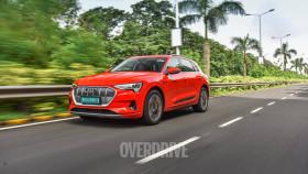 2021 Audi e-tron 55 road test review