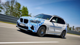 BMW i Hydrogen Next FCEV begins real-world testing ahead of 2022 debut