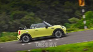 2021 Mini Cooper Convertible road test review