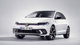 Facelifted Volkswagen Polo GTi revealed globally with 207PS