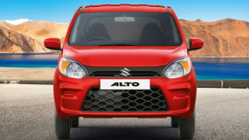 New-gen Maruti Suzuki Alto spied ahead of expected 2022 launch