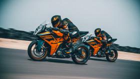 2022 KTM RC models unveiled