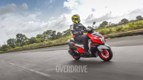 TVS Ntorq 125 Race XP first ride review