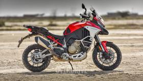 2021 Ducati Multistrada V4 S road test review