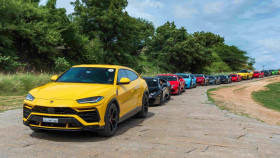Lamborghini complete the sale of 300 vehicles in India