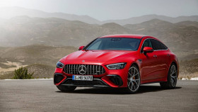 Mercedes unveil the AMG GT 63 S E PERFORMANCE as the first performance hybrid from Mercedes-AMG