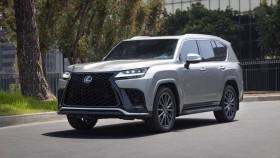 Lexus unveil the new-gen LX 600