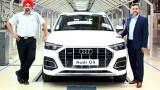 Audi India start local production of Q5 SUV