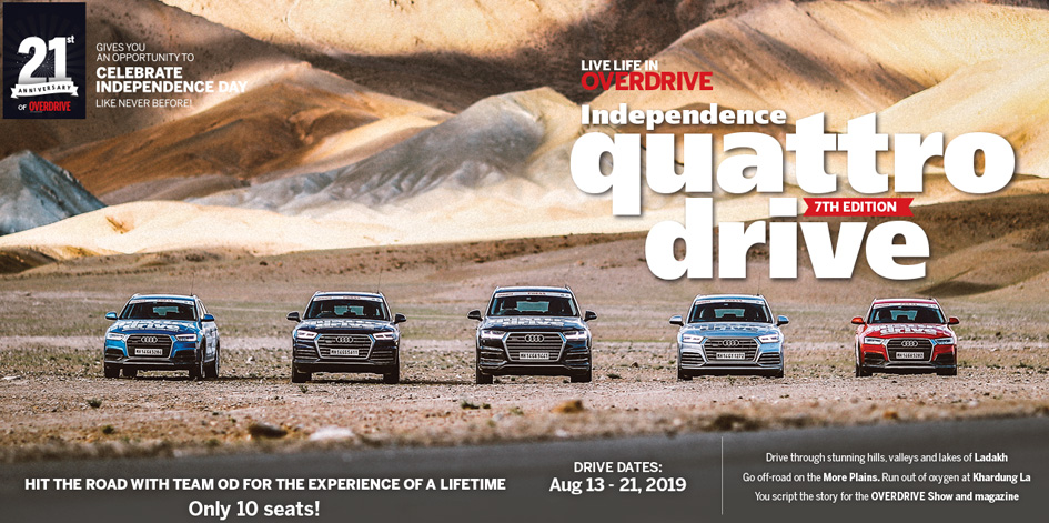 Independence quattro Drive 2019