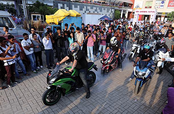 India Superbike Festival 2013