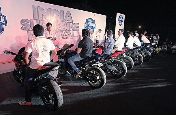 India Superbike Festival 2014 (Bangalore)