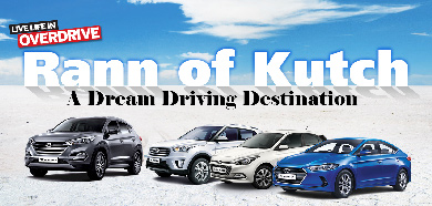 Republic Drive - Rann of Kutch