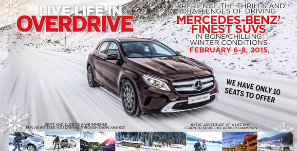 Winter Drive 2015
