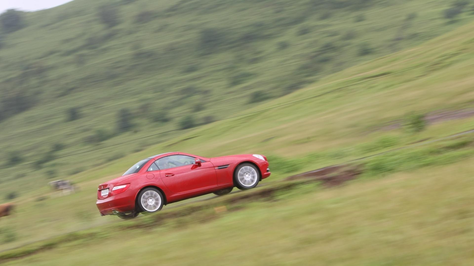 MercedesBenz-SLK-2013-350-Exterior Car Photos - Overdrive