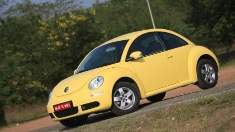 Volkswagen Beetle 2013 STD