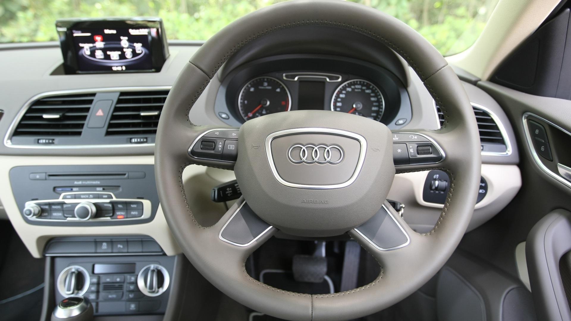 Kekurangan Audi Q3 2012 Spesifikasi