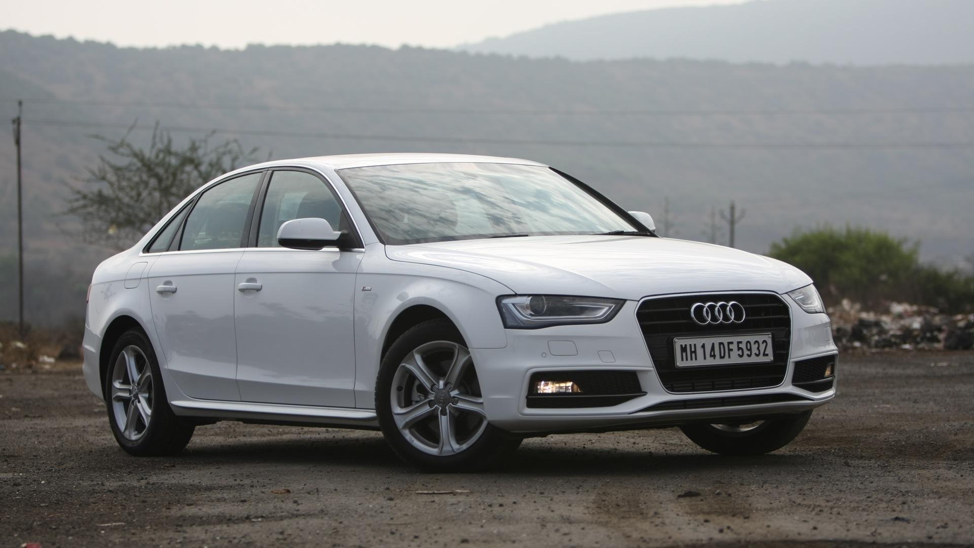 Audi A4 2014 35 TFSI Premium