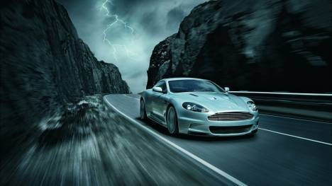Aston Martin DBS Coupe Exterior