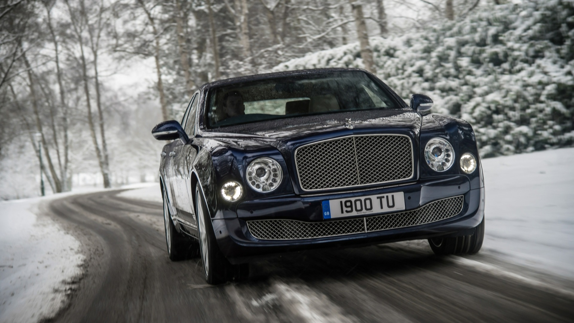 Bentley Mulsanne 2013 STD
