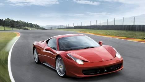 Ferrari  458 Italia 2013 STD Exterior